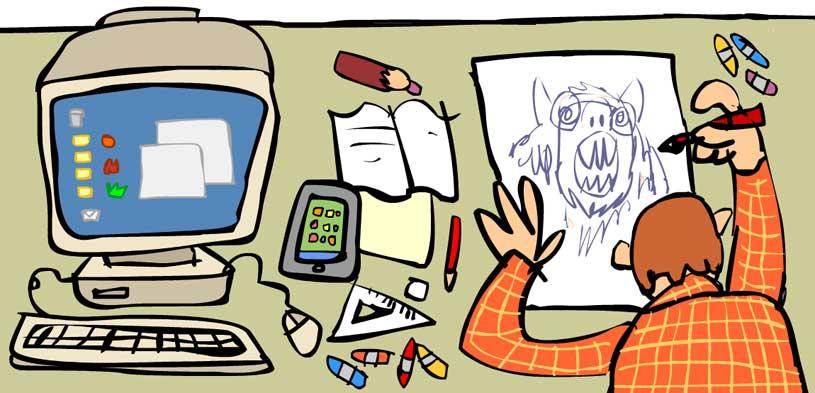 dibujando2015