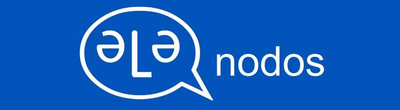 Logo de nodos ELE